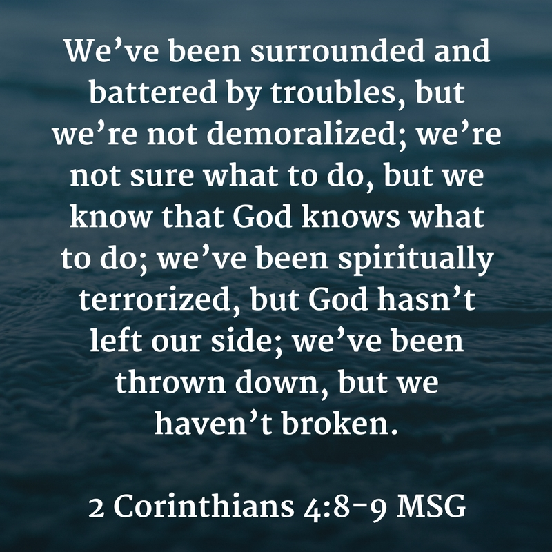 I'm Struggling   This Indulgent Life   Life Struggles   expat struggles   Hong Kong   life issues   financials   Bible verse- we're surrounded by struggles but God hasn't left our side