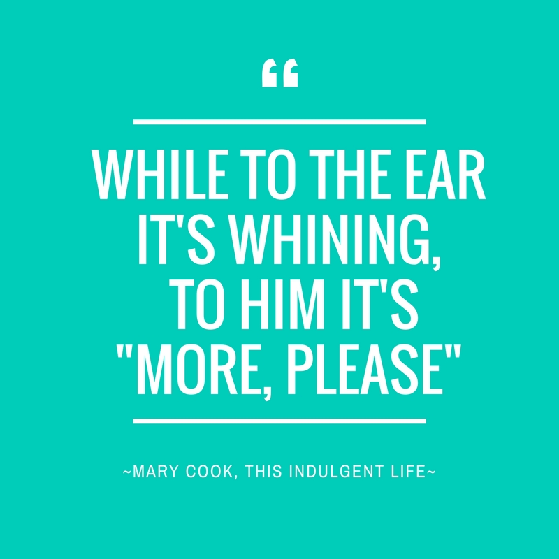 Don't Give in to His Whining   This Indulgent Life   baby crying   baby crying as manipulation   Gentle Parenting   positive parenting   crying as communication   How babies communicate   baby led weaning   Baby signs