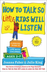 How to Talk So Little Kids Will Listen Book Cover | Book Review | This Indulgent Life