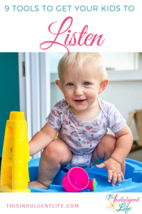 Tools for Engaging Cooperation | This Indulgent Life | Gentle Parenting | Gentle discipline | Respectful Parenting | Mindful Parenting | how to get my kid to listen | Book review
