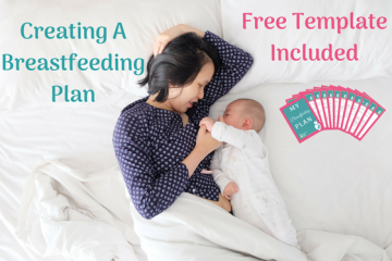 Creating a breastfeeding plan-featured imafe
