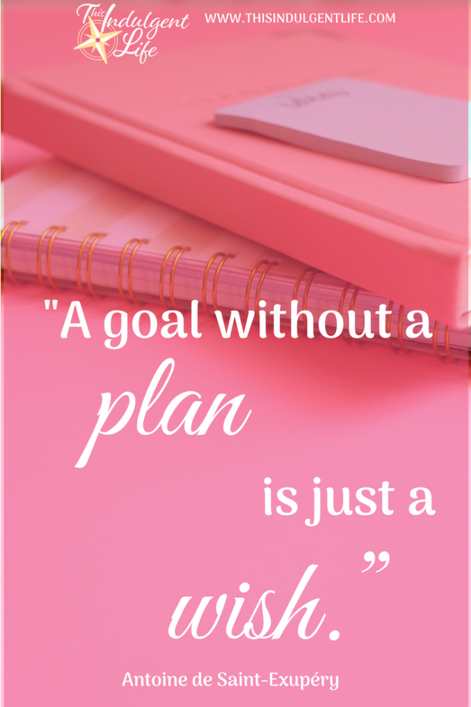 A Goal Without A Plan Is Just A Wish | How to Create a Breastfeeding Plan | This Indulgent Life