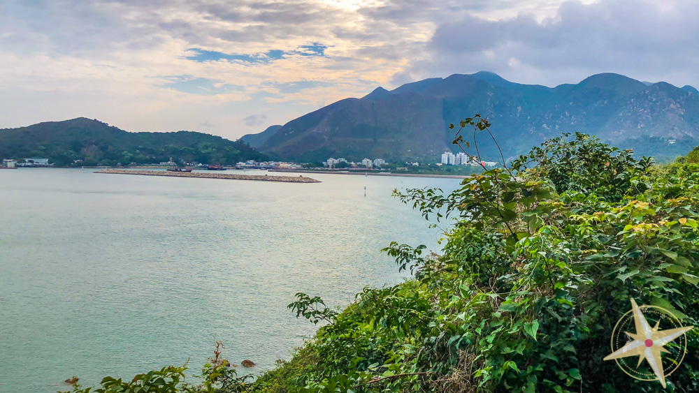 Man Cheung Po-babys first hike 2018-Tai O Hong Kong