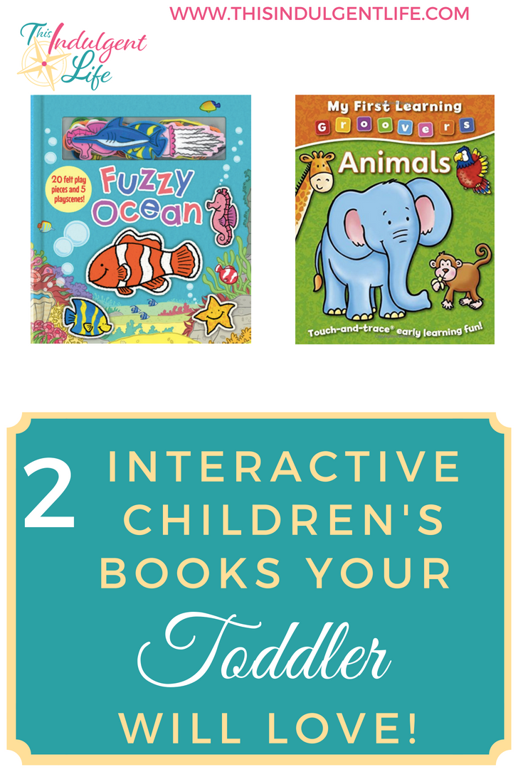 2 interactive children's books your toddler will love | This Indulgent Life | Are you looking for new books to enchant your child? Here are two interactive animal books that my child loves! | #childrenbooksreview #animalbooksforkids #bookreviewsforkids #toddlerbooks #bestbooksfortoddler #childrensbooksfortoddlers #bestbooksforpreschoolers #kidsbooks #booksforpreschoolers #bestbookstolearnthealphabet #abcbooks #booksabouttheocean #oceanbooks #feltbooks #interactivechildrensbooks