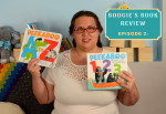 Boogie's Book Review Episode 2: Peekaboo A to Z and Peekaboo 123