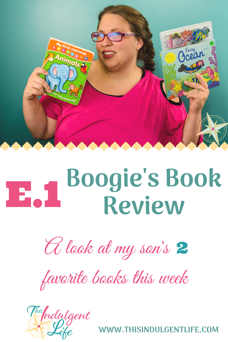 boogie's book review e2- a look at my sons 2 favorite books this week | This Indulgent Life | This week we look at 2 books featuring animals that are perfect for toddlers. These are interactive children's books. | #childrensbooksfortoddlers #bestbooksforyoungchildren #bestinteractivebooks #animalbooksfortoddlers #boogiesbookreview #bookreviewsforkids #feltbooks #feltboardbooks #interactivechildrensbooks #interactivebooksforkids