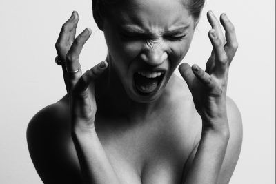 Sometimes we just want to scream instead of using the tools for conflict resolution with kids.