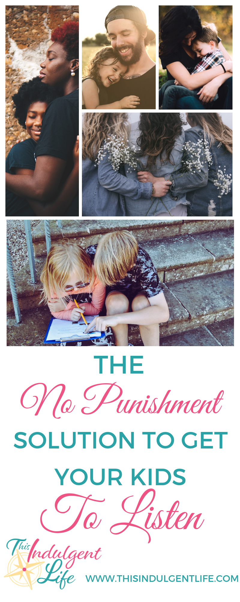 The No Punishment Solution To Getting Kids To Listen | This Indulgent Life | Science shows punishments don't work in the long run, so what else is there? Click the pin to read my review of How To Talk So Little Kids WIll Listen Chapter 3: Tools For Resolving Conflict. Get the tools you need to prevent power struggles. | #Gentleparenting #parentingadvice #parentinghacks #toddlertantrums #childbehavior #toddlerbehavior #respectfulparenting #childdiscipline #punishment #discipline