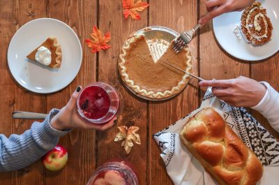 Thanksgiving traditons