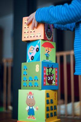 building blocks and effective praise