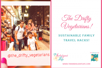 Drifty vegetarians sustainable travel feature