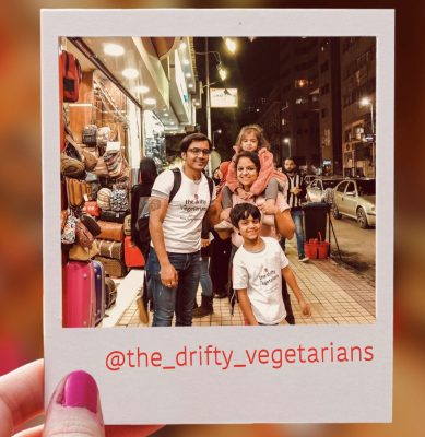 The Drifty Vegetarians