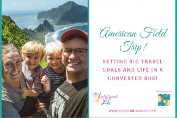 American Field Trip Big National Park Goals feature
