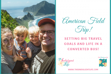 American Field Trip Big National Park Goals feature