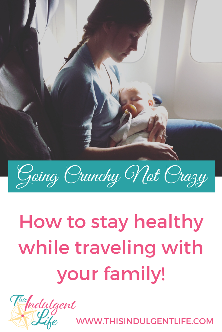 Going Crunchy Not Crazy- The Letdown Effect and Staying Healthy While Traveling With Your Family | Megan joins me on the family travel podcast to teach us how to be healthy while traveling and how to be prepared for emergencies. | #familytravel #travelingwithkids #travelingwithdisabilities #traveltips #travelhacks #healthytravels #healthyliving #crunchytips #holistichealth #planetravelwithkids