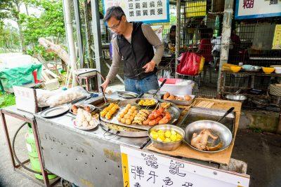 Ngong Ping Village food