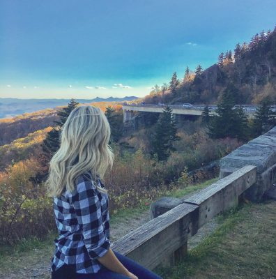 Road Trip to North Carolina Mountains an interview with follow your detour on gratitude