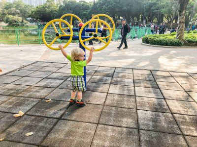 Tuen Mun Park exercise