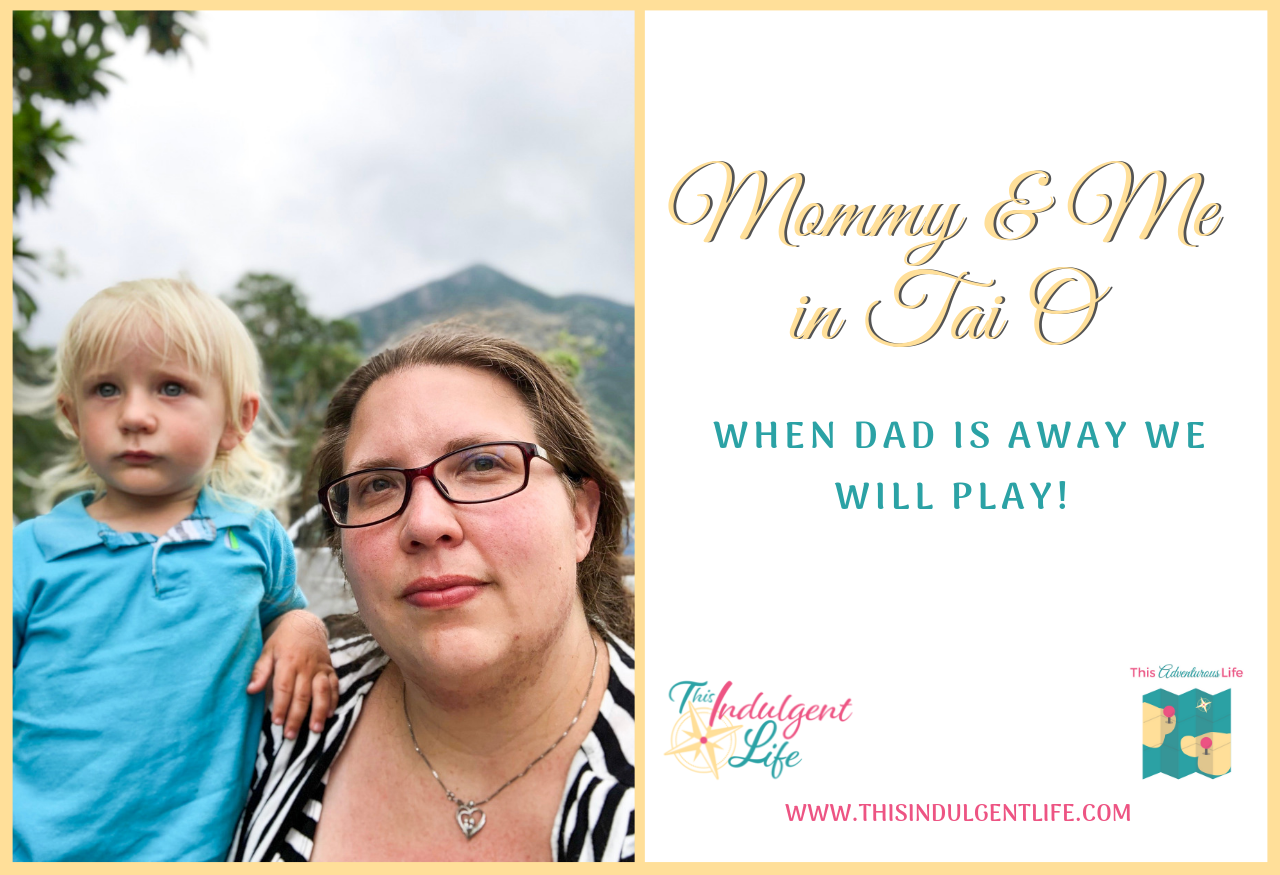 Mommy & Me and a Tai O Chinese Puppet Show - This Indulgent Life