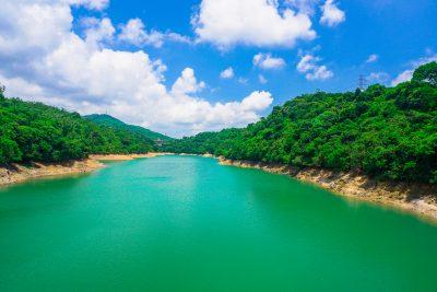 Kowloon Reservoir on the way to Monkey Mountain