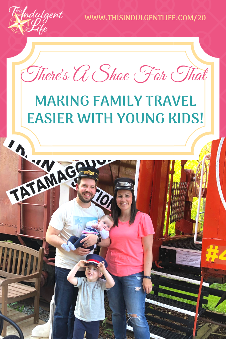 There's A Shoe For That_ Making Family Travel Easier with Young Kids | A look at potty training while traveling, family roadtrips, and staycations! | #staycations #travelcanada #roadtrip #familytravel #pottytraining #travelingwithtoddlers #traveltipsforfamilies #travelpodcast