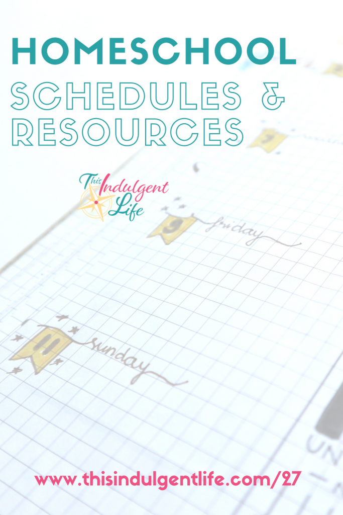 Homeschool Schedules and Routines to help your family thrive during self-isolation.  Ellyse Colson joins the Calm & Centered summit to give you tips on how to create routines that are right for your family plus engaging learning activities. | This Indulgent Life | #homeschoolschedule #homeschoolingroutines #workingfromhomewithkids #lifelearning #funlearningactivities #homeschoolingresources #selfdistancing #quarantineactivities #quarantinelearning
